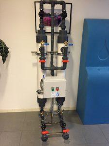 Ultrafiltratie drinkwatervoorziening